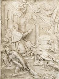 D'APRES PIERRE PUGET (1620-169