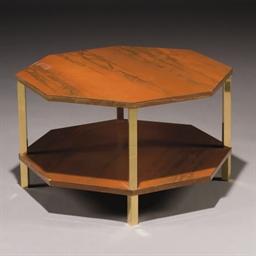 PETITE TABLE BASSE VERS 1970