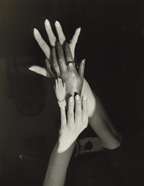 Untitled (Surrealist hands), 1939