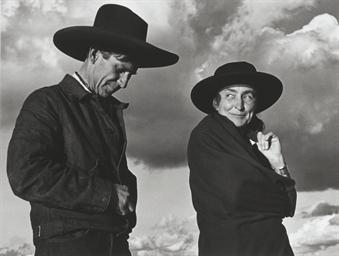 Georgia O'Keefe and Orville Co
