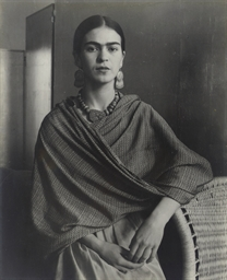 Frida Kahlo Rivera, 1931