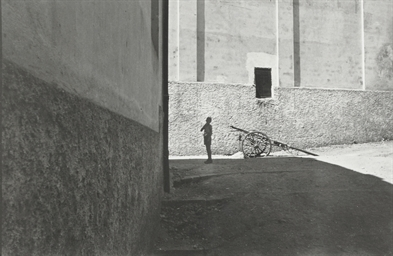 Salerno, Italy, 1953