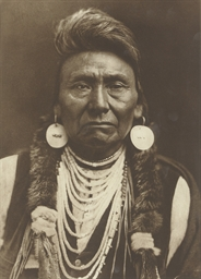 Chief Joseph, Nez Percé, 1903