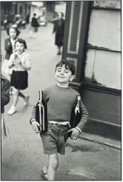 Rue Mouffetard, 1954
