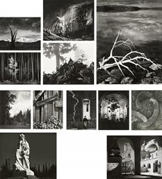 Ansel Adams: Portfolio VII