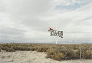 Untitled, California desert, c