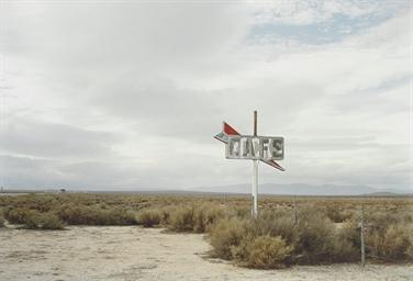 Untitled, California desert, c