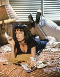 Uma/Pulp Fiction, 1994