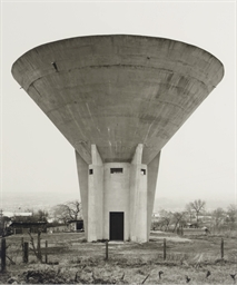 Water Tower, Carmaux, France,
