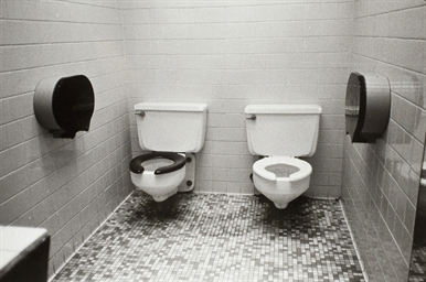 2 toilets, 1994