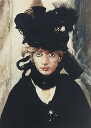 Portrait (Mesume 2), 1988