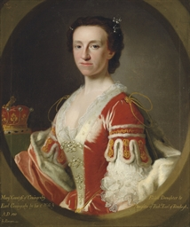 Portrait of Margaret, Countess