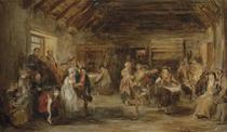 The Penny Wedding, a sketch