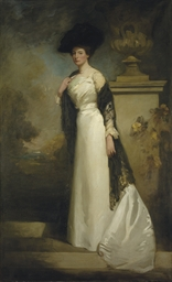 Portrait of Mrs Edward Ashton