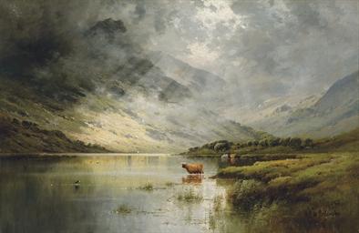 On Loch Etive, Argyll
