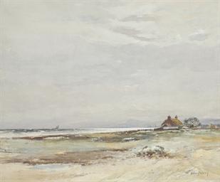 A coastal landscape