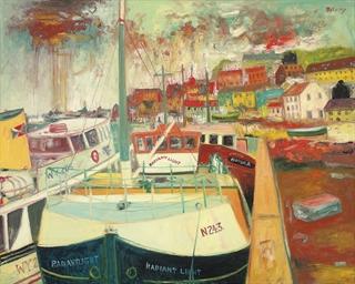 N243 in harbour