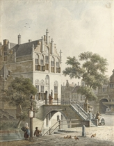 A capriccio view of Utrecht