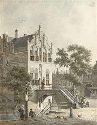 A capriccio view of Utrecht