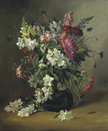 Veldboeket: wild flowers