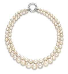 A DOUBLE-STRAND PEARL AND CULT