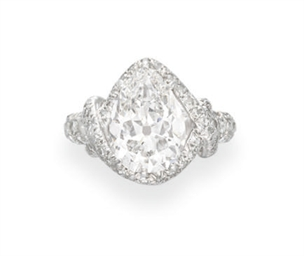 A DIAMOND RING, BY JEAN SCHLUM