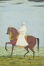 PORTRAIT OF MUHAMMAD SHAH