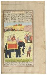 ABU'L QASIM FIRDAWSI (D. AH 41