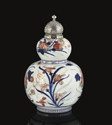 A KANGXI (1662-1722) IMARI DOU