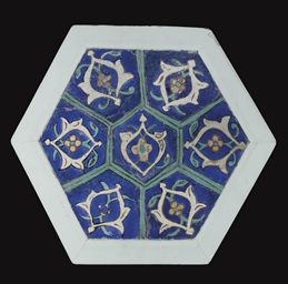 A PANEL OF POLYGONAL TIMURID C