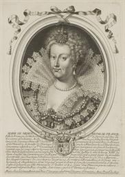 Marie de Medicis, Reine de Fra