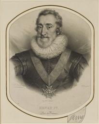 Henri IV, Roi de France par Fr