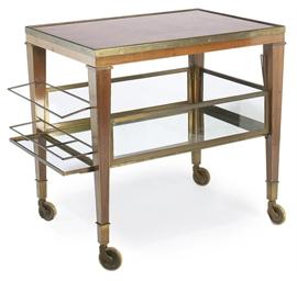 TABLE BAR VERS 1950