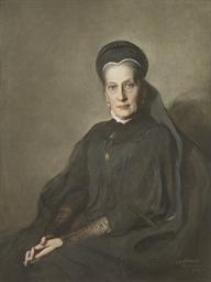 Portrait d'Antoinette de Saxe-