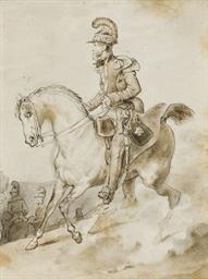 Cavalier allemand