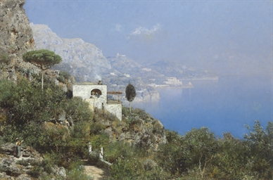 A View of Capri