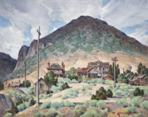 Mt. Davidson, Virginia City, Nevada