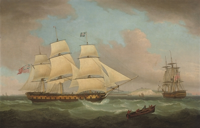 The East Indiaman True Briton