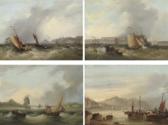 Ports of the English Channel c