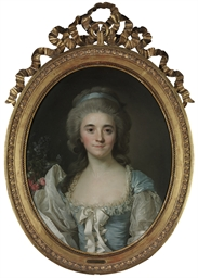 Portrait of Comtesse de Proven