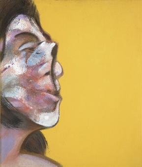 Portrait of Henrietta Moraes - Francis Bacon