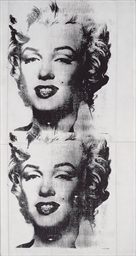 Two Marilyns (Double Marilyn)