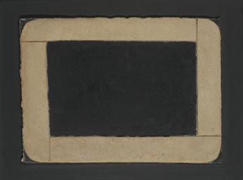 Carton en Forme de Tableau Noi