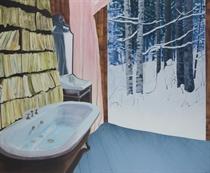 Wittgenstein's Bathroom