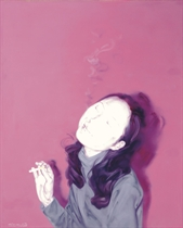Smoking Girl No. 4