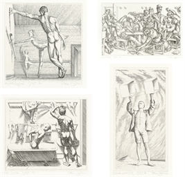 Twelve Etchings, The Print Cab