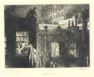 Night Windows (M. 152)