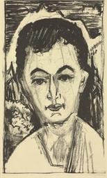 Porträt Nele van de Velde (Dub
