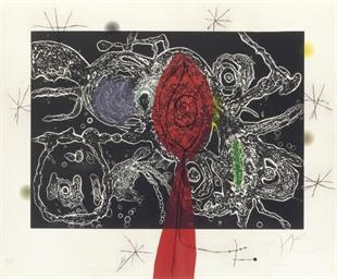 Espriu-Miró: one plate (D. 870