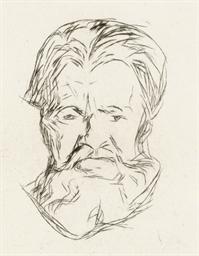 Männerkopf (Sch. 243; W. 277)